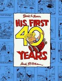 Dennis the Menace: His First 40 Years