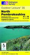 image of North Pembrokeshire (Outdoor Leisure Maps)