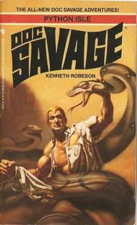 PYTHON ISLE (Doc Savage)
