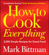 image of How To Cook Everything: 2,000 Simple Recipes For Great Food
