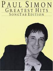 image of Paul Simon - Greatest Hits (Paul Simon/Simon_Garfunkel)