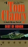 image of Debt of Honor (A Jack Ryan Novel)