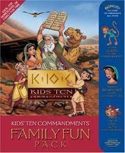 K10C Family Fun Pack: Exploring the Ten Commandments