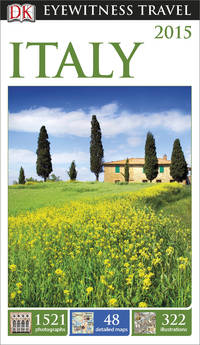 DK Travel Guide: Italy 2015