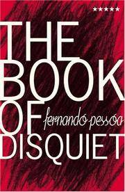 image of The Book of Disquiet (Five Star Paperback)
