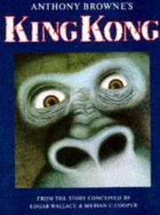 image of Anthony Browne's King Kong