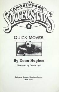 QUICK MOVES (Angel Park Hoop Stars)