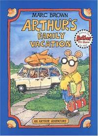 Arthur's Family Vacation [With Stickers]
