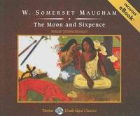 image of The Moon and Sixpence (Tantor Unabridged Classics)