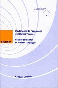 Learner Autonomy In Modern Language