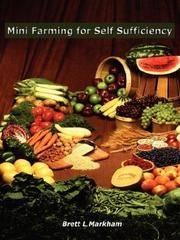 Mini Farming for Self Sufficiency