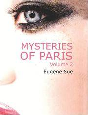 image of Mysteries of Paris, Volume 2