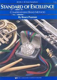 W22XB - Standard of Excellence Book 2 B-flat Tenor Saxophone (Standard of Excellence -...