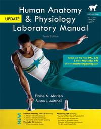 Human Anatomy  Physiology Laboratory Manual Cat Version Update
