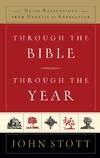 image of Through the Bible, Through the Year: Daily Reflections from Genesis to Revelation