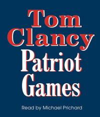 image of Patriot Games (Lib)(CD)