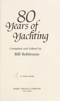 80 YEARS OF YACHTING