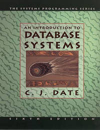 image of An Introduction to Database Systems: Volume 1