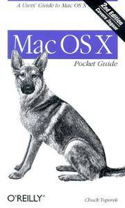 Mac OS X Pocket Guide (2nd Ed.)