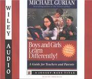 image of Boys and Girls Learn Differently! (Wiley Audio)