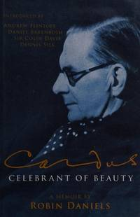 Cardus  Celebrant of Beauty by  Robin Daniels - First Edition - 2009 - from Zardoz Books (SKU: 48645)