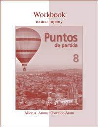 image of Workbook to accompany Puntos de partida: An Invitation to Spanish