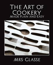 image of The Art of Cookery Made Plain and Easy