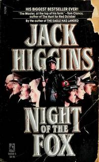 Night of the Fox by  Jack Higgins - Paperback - 1987 - from visionarybook and Biblio.com