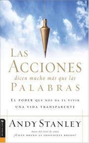 image of Las Acciones dicen mucho mas que las Palabras