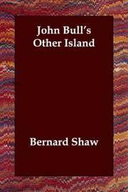 John Bull\'s Other Island