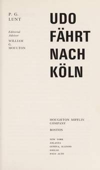 Udo Fahrt Nach Koln