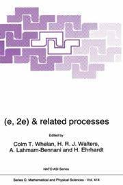 E,2E) & RELATED PROCESSES (NATO SCIENCE SERIES C:) (HARDCOVER)