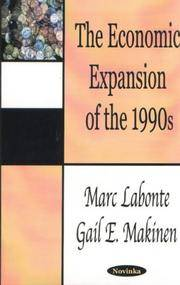 The Economic Expansion of the 1990s