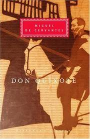 image of Don Quixote (Everyman's Library)