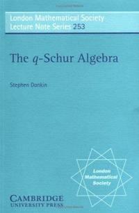 The Q-Schur Algebra