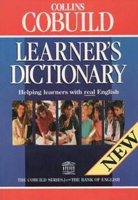 image of Collins Cobuild - Learners Dictionary (Collins Cobuild dictionaries)