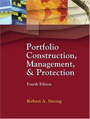 Portfolio Construction, Management and Protection With Thomson One