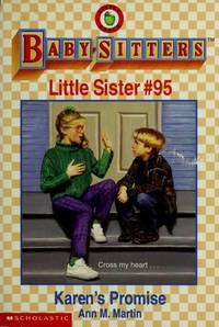 image of Karen's Promise: Baby-Sitters Little Sister #95 [babysitters]