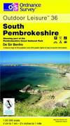 image of South Pembrokeshire (Outdoor Leisure Maps)