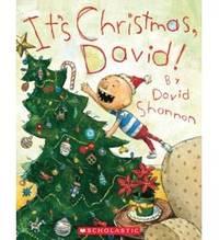 image of It's Christmas, David!