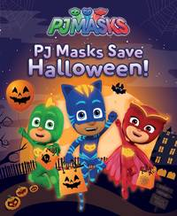 PJ Masks Save Halloween!