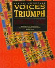 African Americans Voices of Triumph : Creative Fire