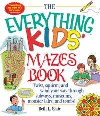 EVERYTHING KIDS MAZES BK