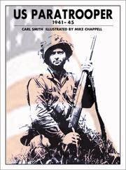 US Paratrooper 1941-45 (Trade Editions)