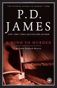 Mind to Murder - Adam Dalgliesh vol. 2