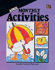 April Monthly Activities