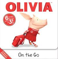 OLIVIA On the Go: Dinner with OLIVIA; OLIVIA and the Babies; OLIVIA and the School Carnival;...