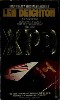 XPD by  Len Deighton - First American Edition - 1981 - from Novel Ideas Books (SKU: 13926)