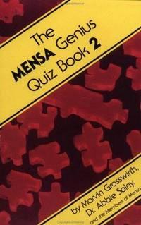 image of The Mensa Genius Quiz Book : #2