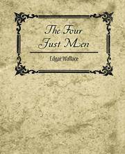image of The Four Just Men - Edgar Wallace